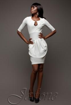 Платье  Cameron white