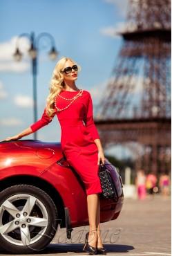 Платье Karneli Coral