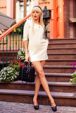 Платье Versal white