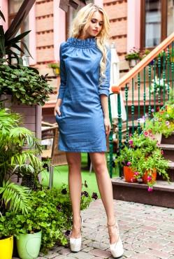 Платье-туника Жордан blue