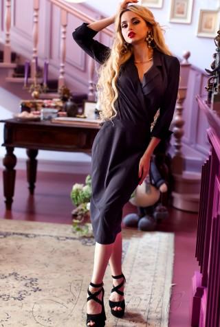 Платье Консуэла черный