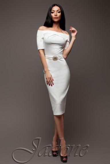 Платье Наоми белый