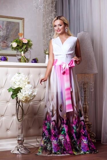 Платье  Karmelitta M4 white