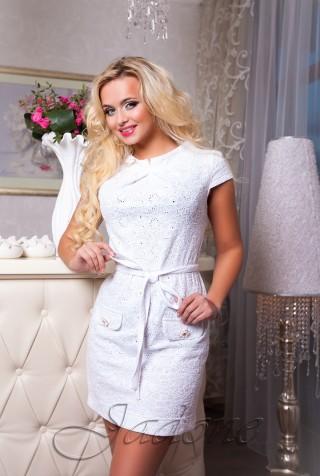 Платье Verona белый