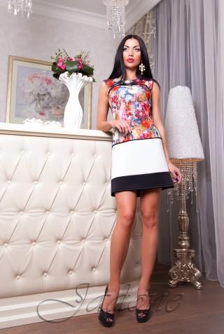 Платье Бриони малиновый