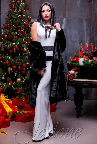 Платье Лангория белый