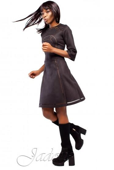 Платье Трейси  черный