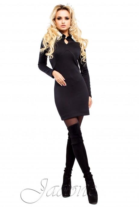 Платье Лоренси черный