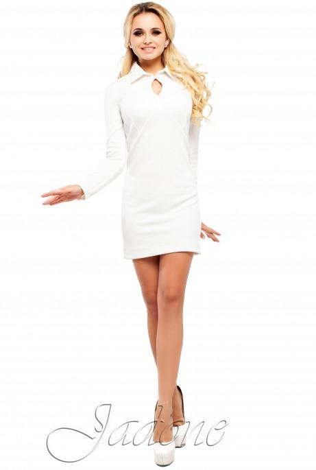 Платье Лоренси молочный