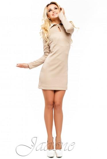 Платье Лоренси бежевый