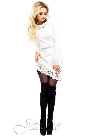 Платье Фарина белый
