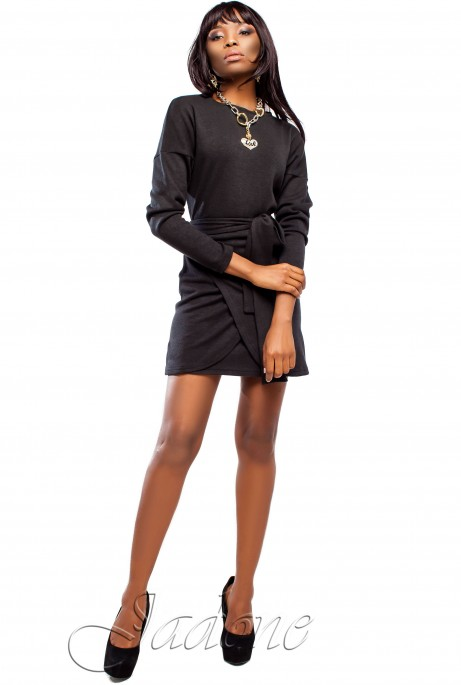 Платье Кенди черный