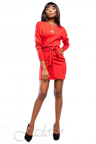 Платье Кенди красный