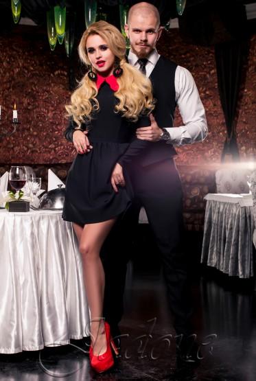 Платье Romantic комбинированный