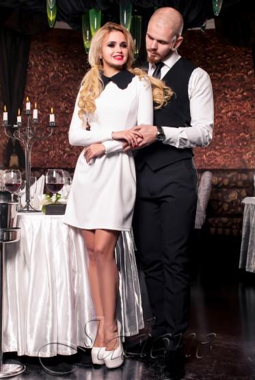 Платье Romantic белый