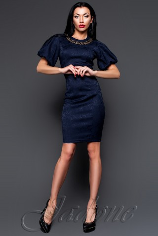 Платье Келли тёмно-синий