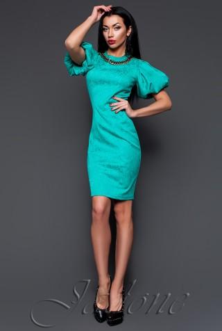 Платье Келли бирюзовый