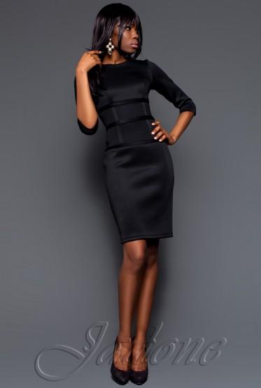 Платье Грейс черный