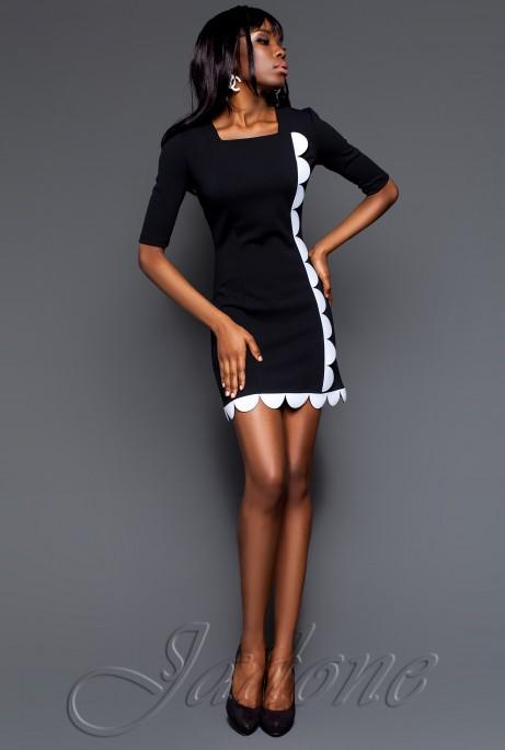 Платье Соренто черный