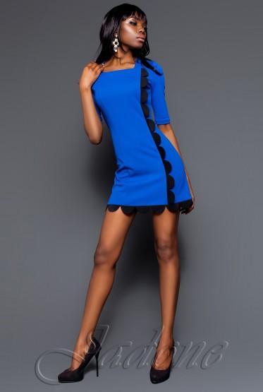 Платье Соренто электрик