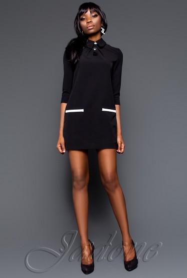 Платье-туника Loren black