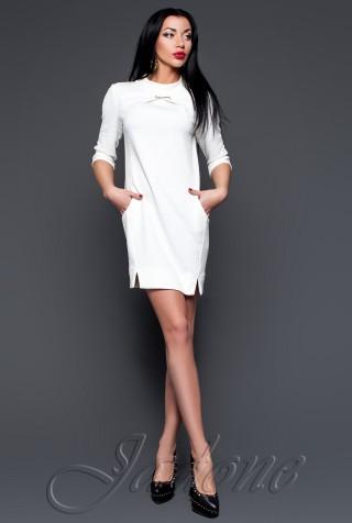 Платье-туника Ингрид молочный