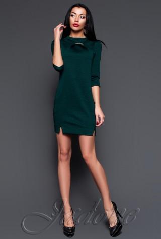 Платье-туника Ингрид Изумруд