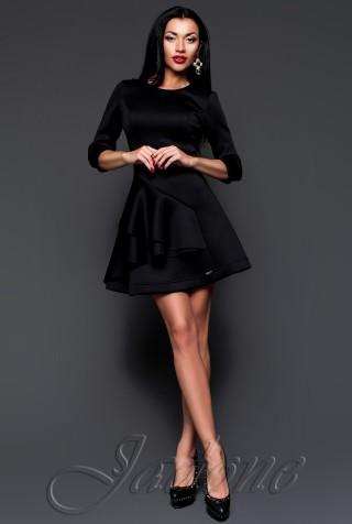 Платье Бруни черный