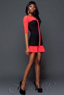 Платье Marques red