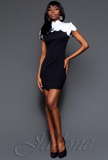 Платье Бенедикт черный