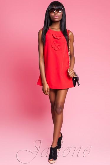 Платье Монтерей красный