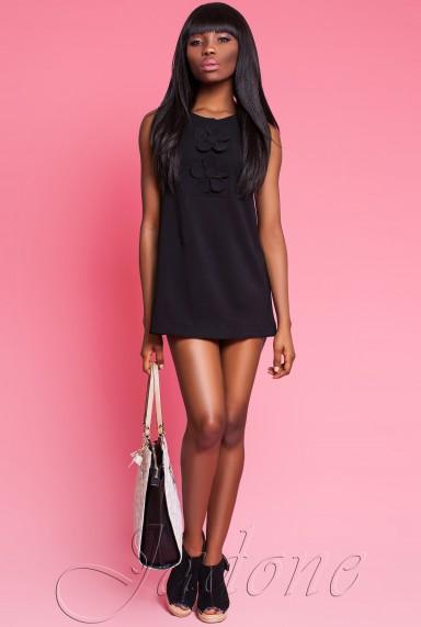 Платье Монтерей черный