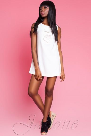 Платье Монтерей молочный