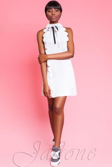 Платье Anna белый