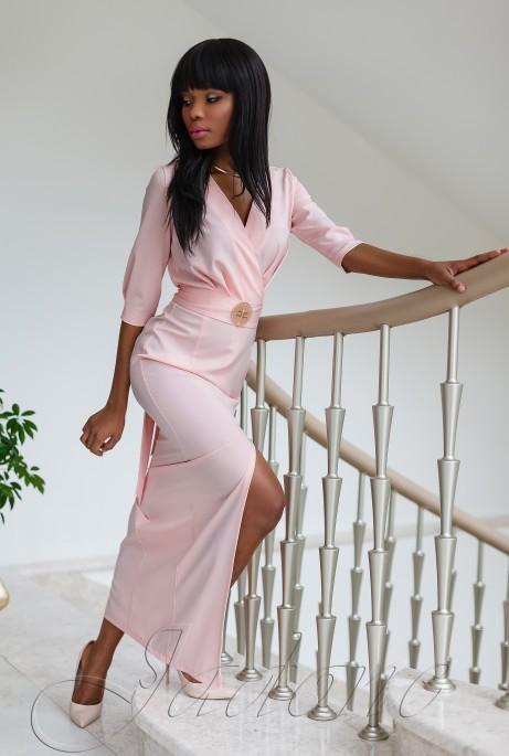 Платье Юлианна персиковый