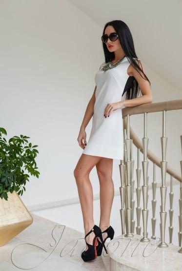 Платье Лорентино белый
