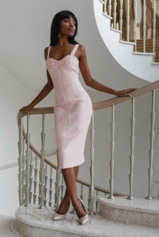 Платье Марикей розовый