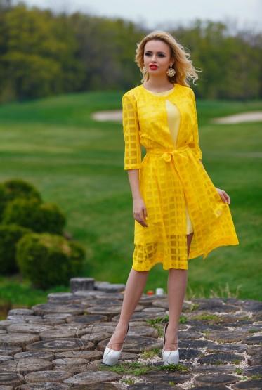 Костюм Венера yellow