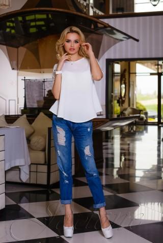 Блуза Калипсо  молочный