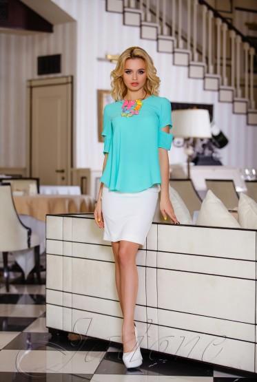 Блуза Calypso turquoise