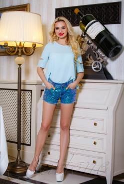 Блуза Calypso blue