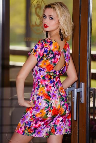 Комбинезон-платье Summer сиреневый