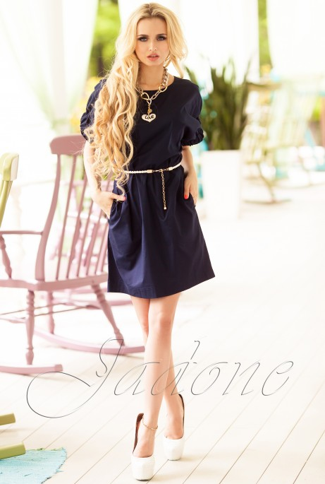 Платье Лючи синий
