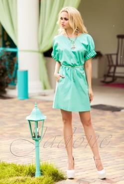 Платье Лючи turquoise