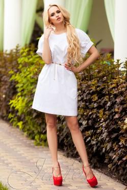 Платье Лючи white