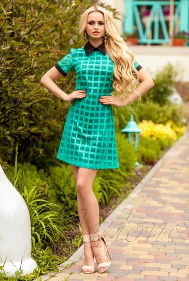 Платье Блюмарин бирюзовый