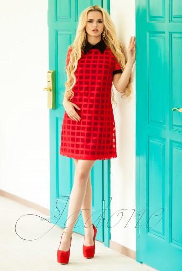 Платье Блюмарин red