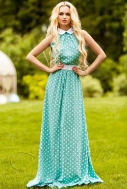 Платье Мадрид turquoise