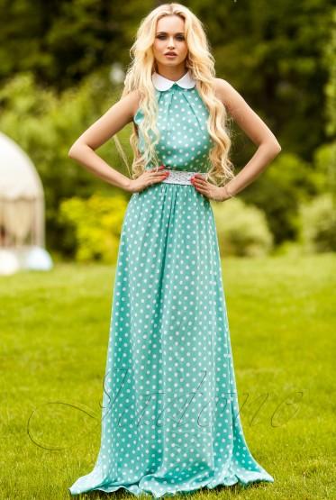 Платье Мадрид бирюзовый