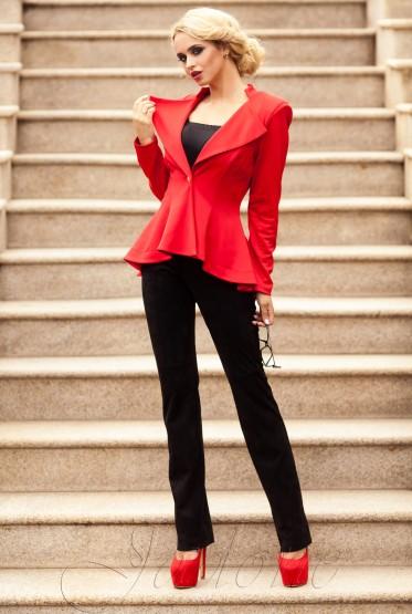 Пиджак Versa красный